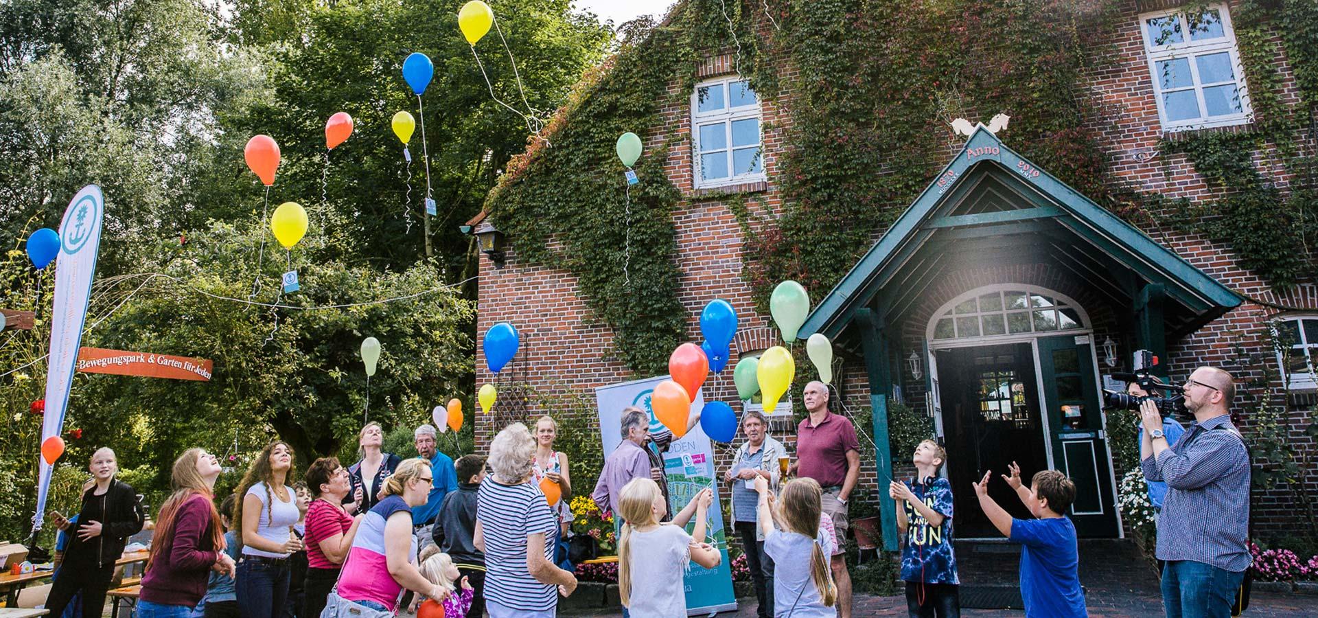Mieterfest 2017 in der Ruscherei Altengroden